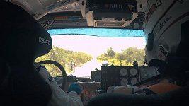 Jezdci týmu Buggyra ve druhé etapě Rallye Dakar