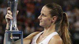 Karolína Plíšková získala titul v Brisbane