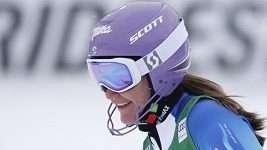 Slalom žen v Mariboru