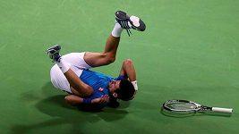 Novak Djokovič porazil ve finále v Dauhá Andyho Murrayho