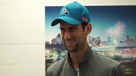 Novak Djokovič před Australian Open