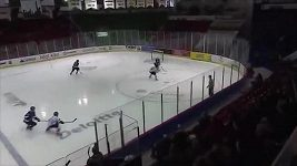 Nevídaný vlastní gól brankáře v utkání QMJHL
