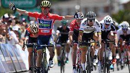 Sestřih 3. etapy cyklistického závodu Tour Down Under