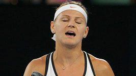 Sestřih zápasu Šafářová - S. Williamsová