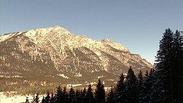 Lauta Gutová ovládla superobří slalom v Ga-Pa
