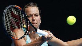 Barbora Strýcová prohrála se Serenou Williamsovou v osmifinále Australian Open.