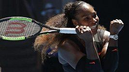Čtvrtfinále S. Williamsová - Kontaová