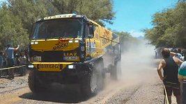 Rekapitulace Dakaru z pohledu týmu Martina Macíka