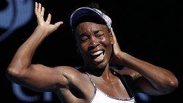 Venus Williamsová je ve finále Australian Open