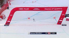 Hannes Reichelt vyhrál sjezd v Ga-Pa