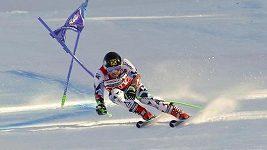 Marcel Hirscher triumfoval v obřím slalomu v Ga-Pa