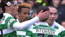 50 let starý rekord padl. Celtic neprohrál už 27 zápasů v řadě