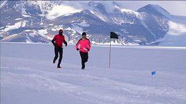 Sedmidenní maratón se konal na sedmi kontinentech