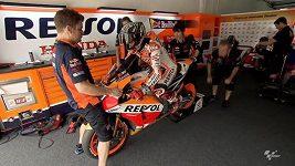 Testy MotoGP v Sepangu