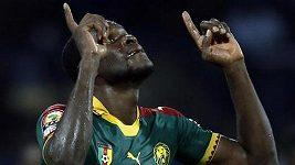 Slávista Ngadeu posunul Kamerun do finále