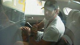 Trojnásobného olympijského šampióna Hacketta zadržela policie