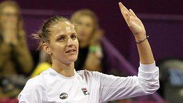 Karolína Plíšková poprvé v kariéře porazila Cibulkovou