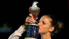 Karolína Plíśková vyhrála turnaj v Dauhá