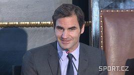 Roger Federer o Laver Cupu