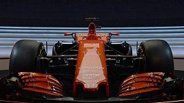 Monopost týmu McLaren pro sezónu 2017