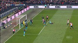 Feyenoord má titul na dosah