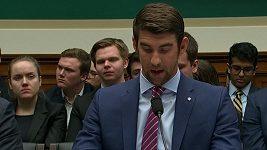 Legendární Michael Phelps podpořil boj s dopingem
