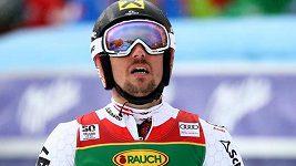 Rakušan Hirscher triumfoval v Kranjské Goře