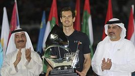 Andy Murray vybojoval titul v Dubaji