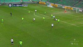 Parádní gól Mitji Lotriče ve slovinské lize