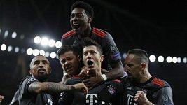 Sestřih zápasu Arsenal - Bayern Mnichov