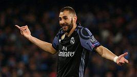 Sestřih zápasu Neapol - Real Madrid