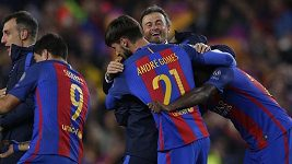 Senzace v Barceloně