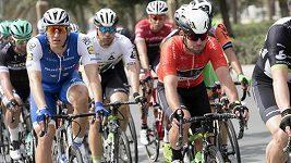 Sestřih 5. etapy cyklistického závodu Paříž-Nice