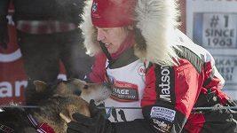 Na Aljašce odstartoval další ročník legendárního závodu psích spřežení