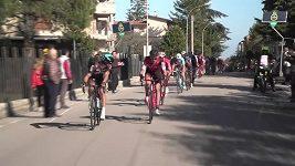 Sagan vyhrál 5. etapu, Tirreno-Adriatico