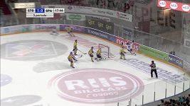Sestřih rekordně dlouhého hokejového utkání