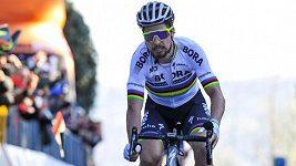 Slovákovi Peteru Saganovi uniklo druhé etapové vítězství za sebou a celkově třetí v závodě Tirreno-Adriatico