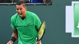 Kyrgios vyřadil v Indian Wells Djokoviče