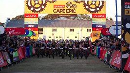 Sestřih 1. etapy Cape Epic