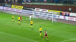 Krmenčík se proti Litvě blýskl gólem