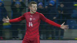 Jakub Jankto oslavil reprezentační debut gólem