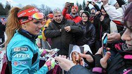 Biatlonová rozlučka se sezónou