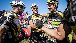 Sestřih 5. etapy závodu Cape Epic