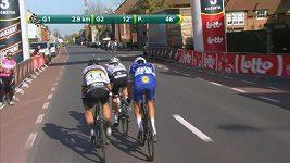 Van Avermaet vyhrál klasiku Gent-Wewelgem