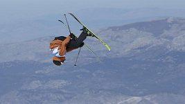 Švýcarský lyžař Andri Ragettli se ve vzduchu otočil o 1800 stupňů a stanovil nový světový rekord