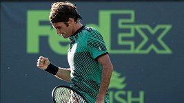 Sestřih zápasu Federer - Berdych