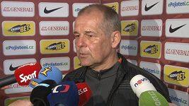 Petr Rada, trenér Sparty