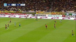 Sestřih z derby AEK Atény - Panathinaikos