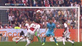 Krásný gól Schöneho z Ajaxu