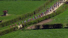 Sestřih cyklistické klasiky Paříž-Roubaix